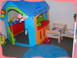 Выбираем игровой домик для ребенка.