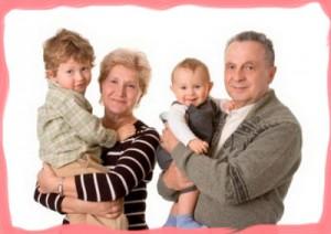 Значение бабушек и дедушек в семейном воспитании.