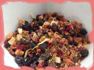 Детские травяные чаи, соки и нектары.