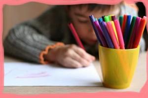 Что нужно для детского рисования.