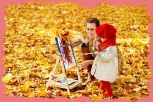 Основные способы творческого общения с малышом.
