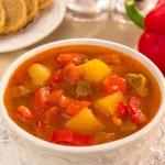 Венгерский суп «Гуляш»