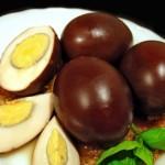 Яйца в «шоколаде»
