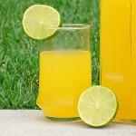 Лимонад Три вкуса